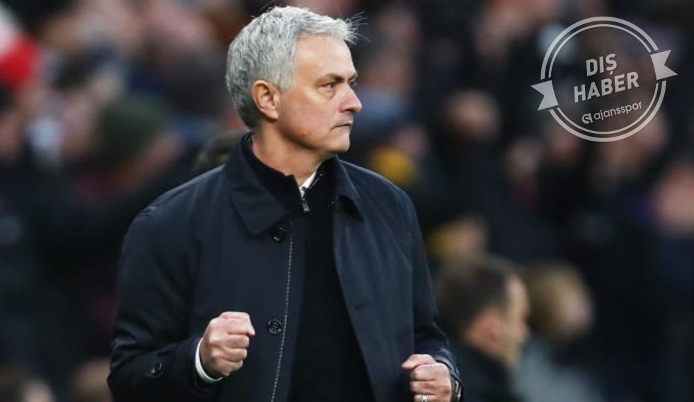 Jose Mourinho: ''İstatistikler umrumda değil''