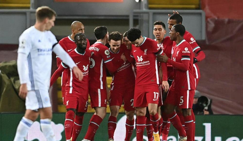 Eksik var fire yok! Liverpool farklı kazandı