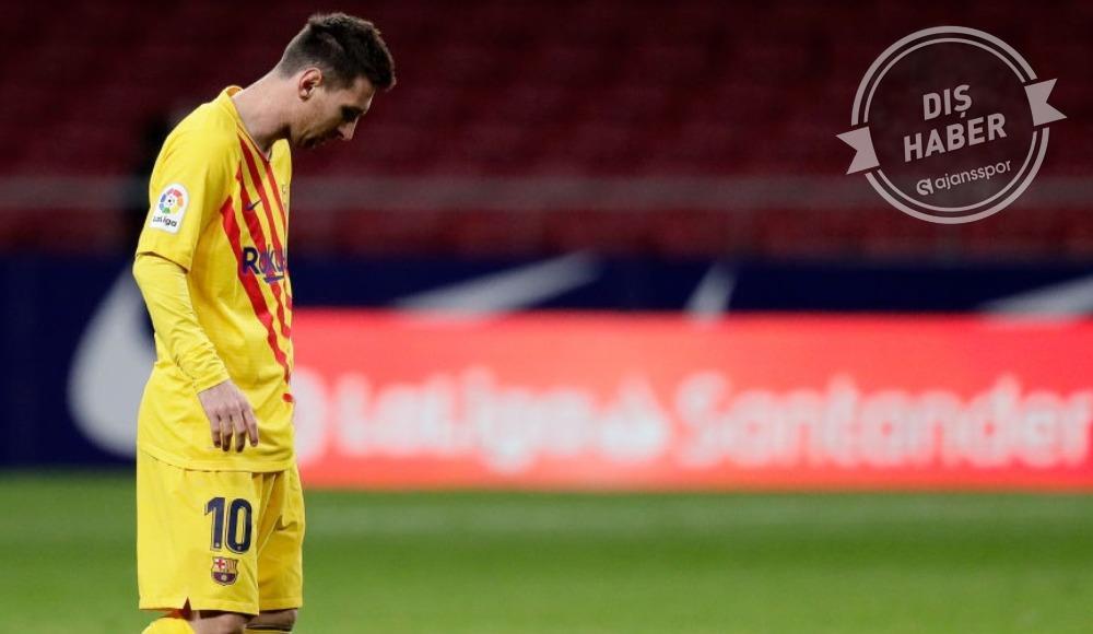 Barcelona'dan Lionel Messi kararı...