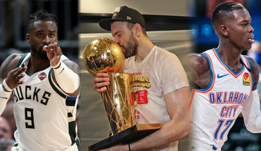 NBA'de Transfer dönemi: Lakers kafaya şampiyonluğu taktı