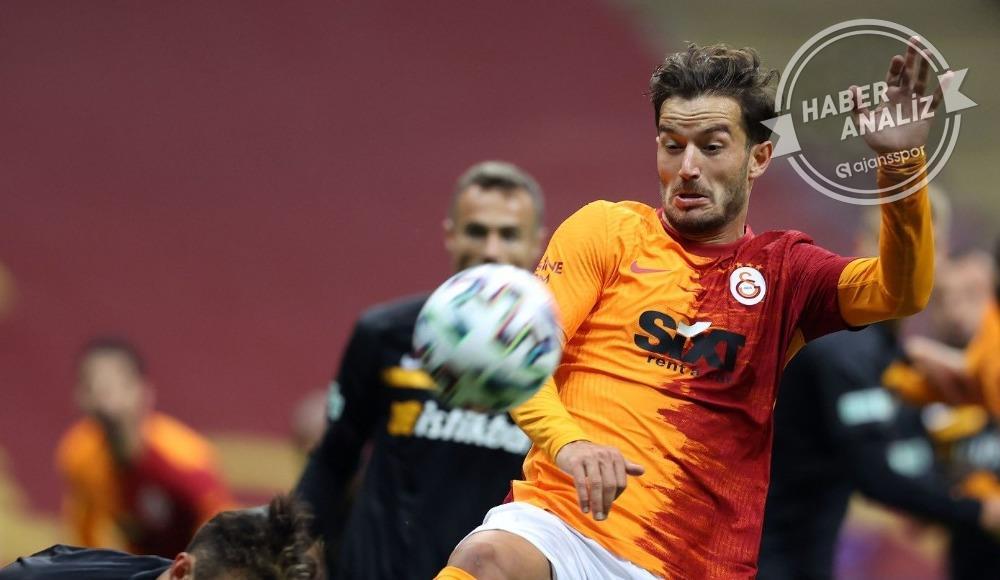 Galatasaray'da kim neler yaptı? Kayserispor maç analizi