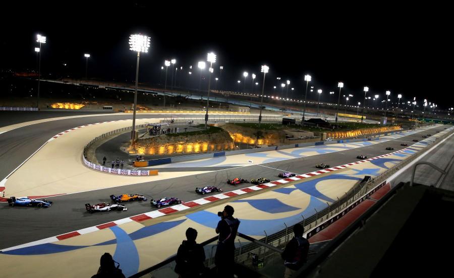2020 Formula 1 Bahreyn Grand Prix Yarış Programı