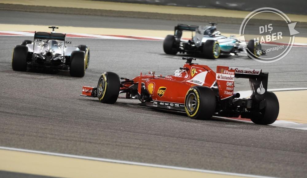 Formula 1 Türkiye'den sonra Bahreyn'de esecek