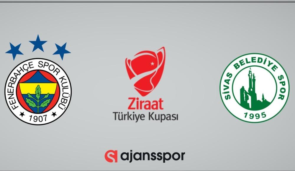 CANLI İZLE | Fenerbahçe - Sivas Belediye