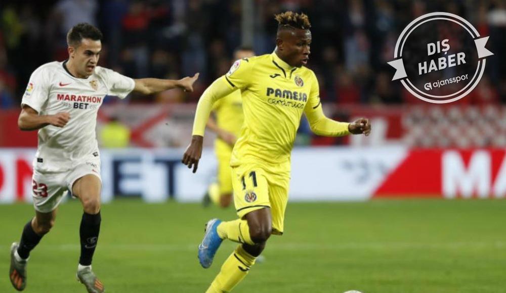Villarreal, Chukwueze için 100 milyon Euro istiyor! Liverpool...