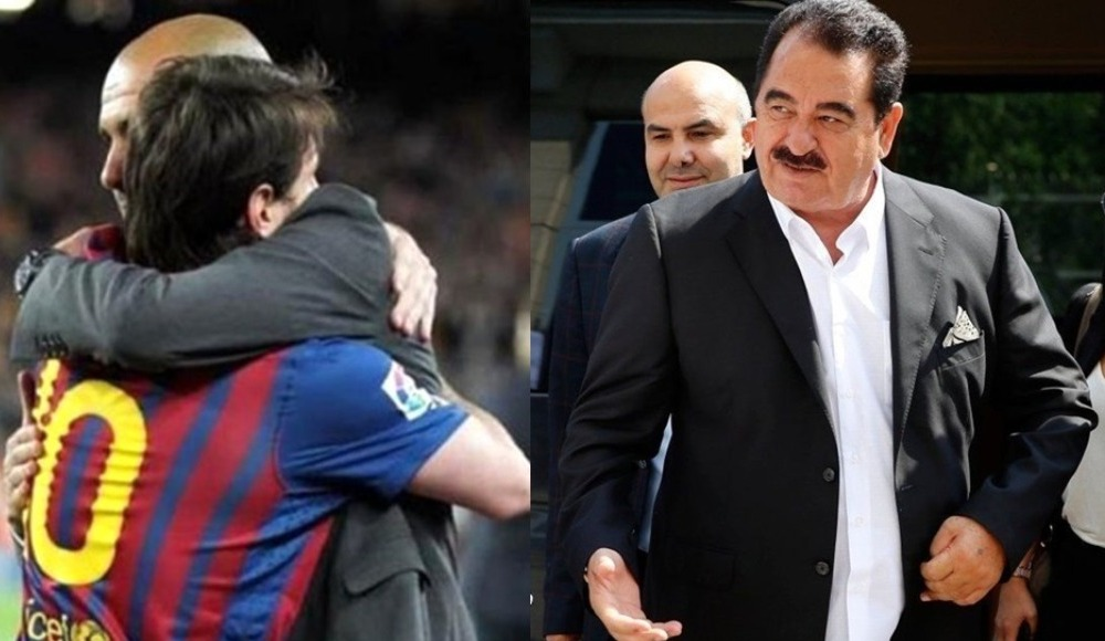 """""""Tatlıses, Pep ve Messi için söylüyor: O eski halimden eser yok şimdi!"""""""