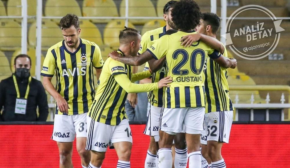 Fenerbahçe'de 'orta' net, 'sağ taraf' belirsiz