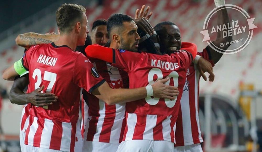 UEFA ülke puanına Sivasspor'dan kritik katkı! Son durum...