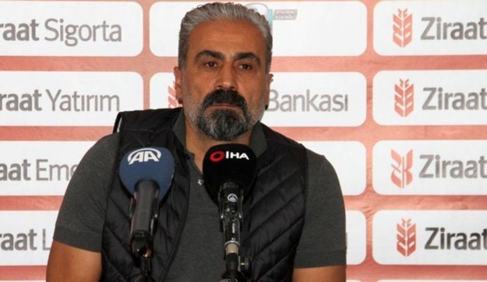 """Mustafa Dalcı: """"En azından 1 puan kazanabilirdik"""""""