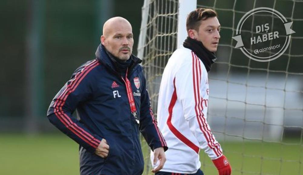 Ljungberg'den Mesut Özil'e destek!