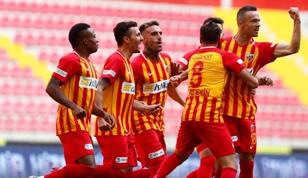 Karagümrük maçı öncesi Kayserispor'a korona şoku