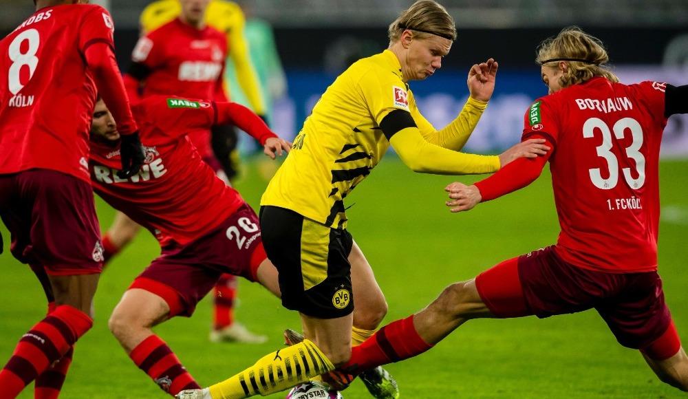 Borussia Dortmund sahasında kayıp