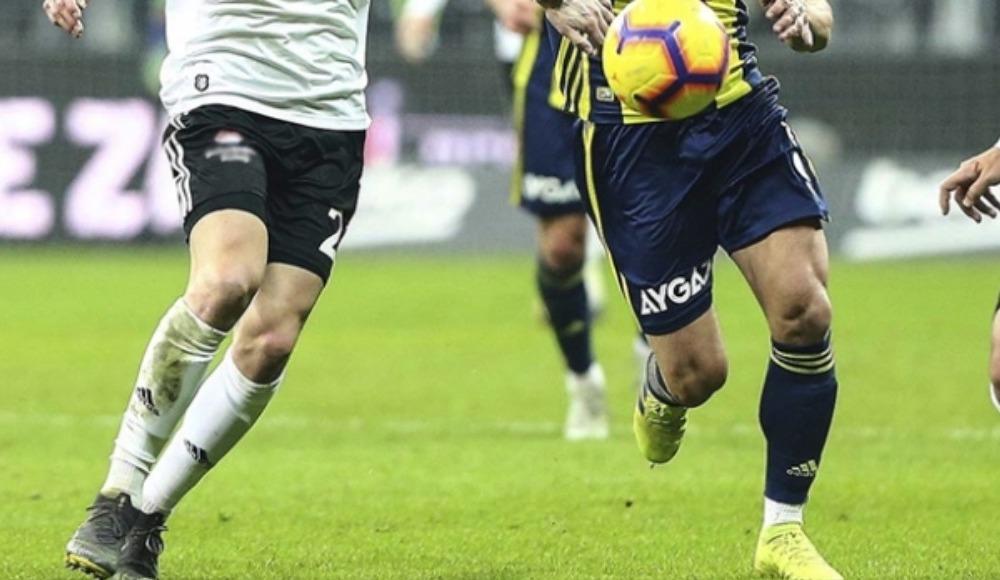Fenerbahçe - Beşiktaş (LİG TV | Bein Sports 1 izle)