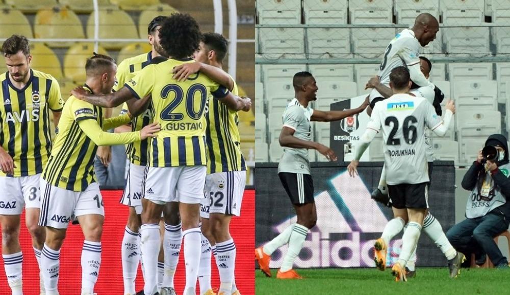 Fenerbahçe - Beşiktaş maçı canlı hd izle!