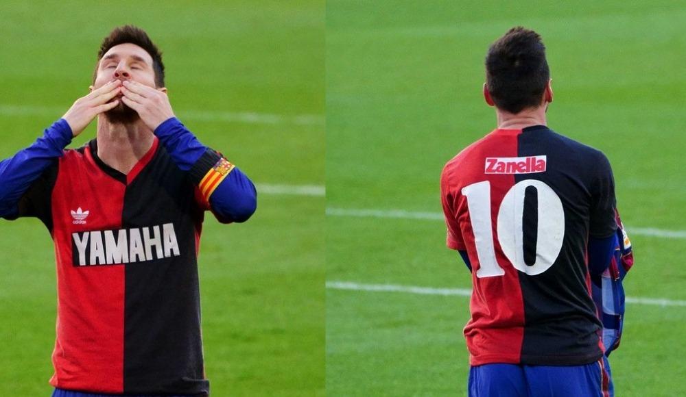 Messi için 250 milyon Euro'yu reddetti