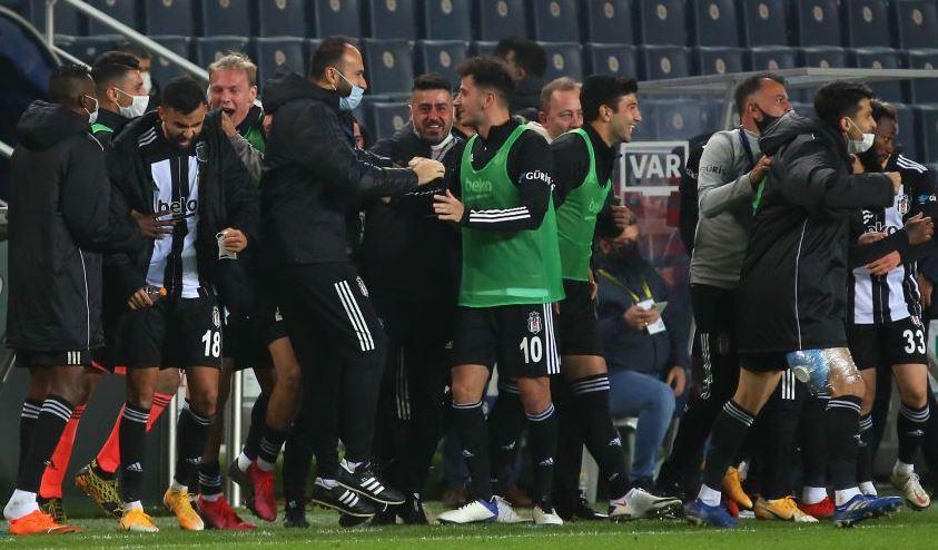 Fenerbahçe-Beşiktaş derbisindeki hatalar