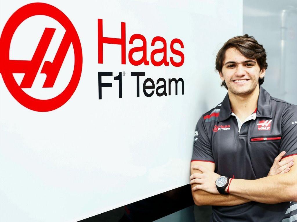 Grosjean yerine, Haas test pilotu Pietro Fittipaldi yarışacak