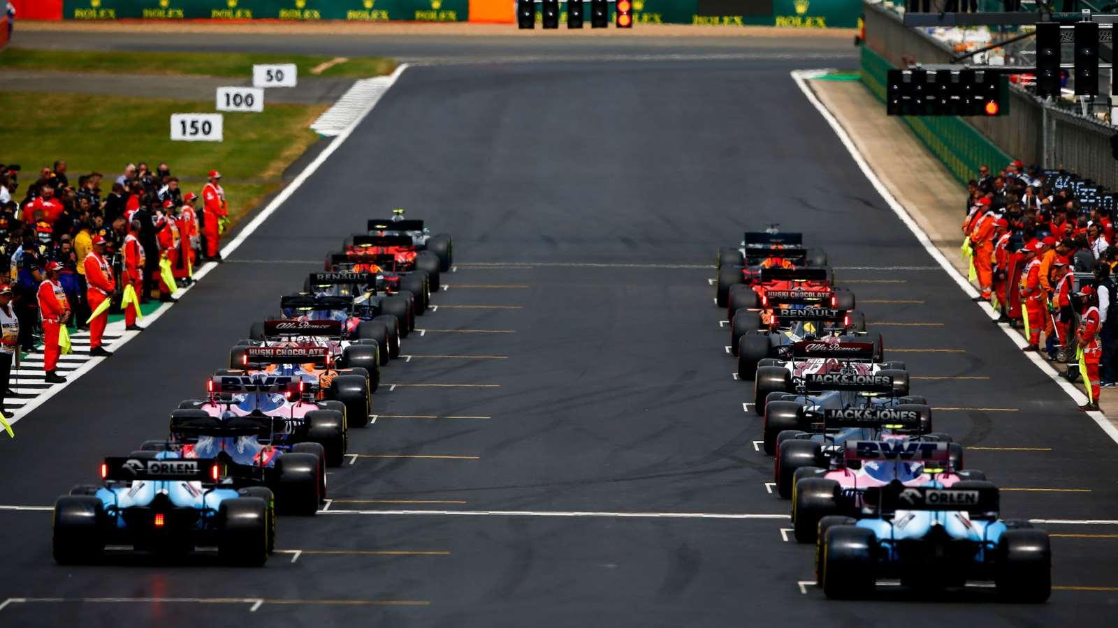 Sakhir GP'de Hamilton'ın yerine kim olacak?