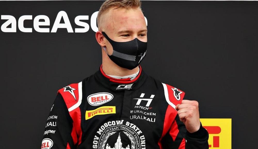 Formula 1'e yeni Rus pilot