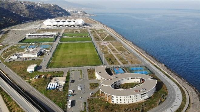 Trabzonspor'un yeni mabedi: Yıldızlar buradan çıkacak