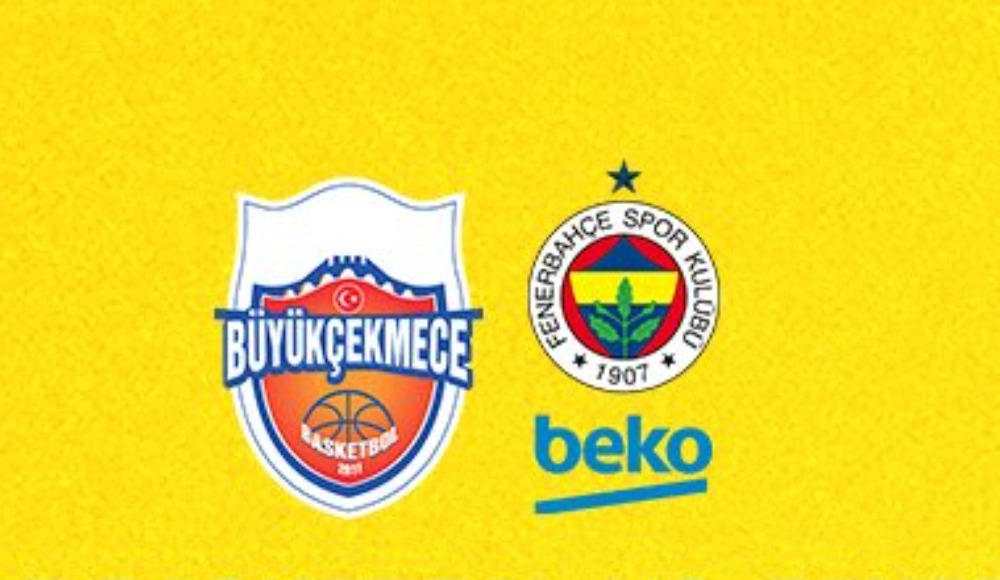CANLI İZLE   Büyükçekmece Basketbol - Fenerbahçe Beko
