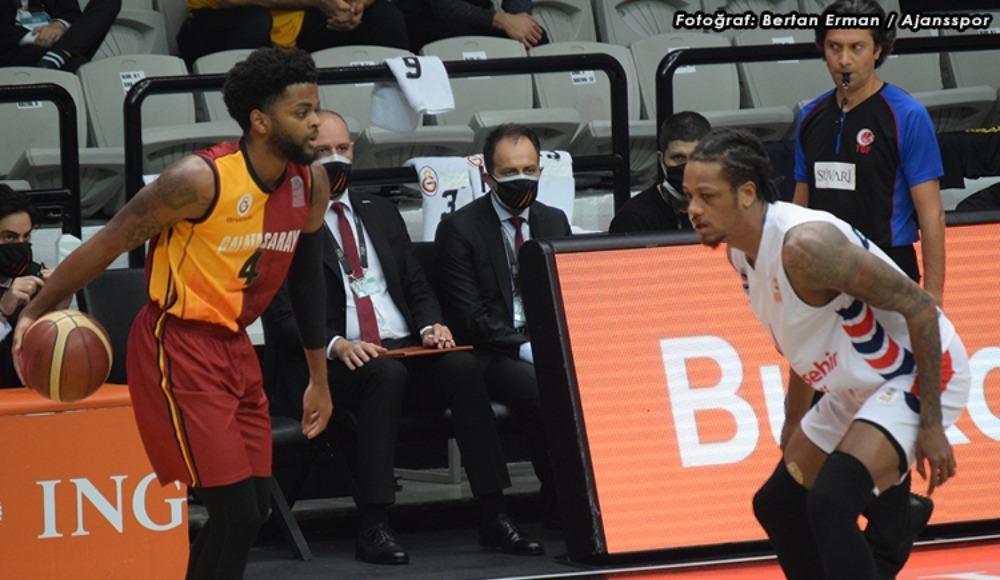 Galatasaray Bahçeşehir'e deplasmanda fark attı