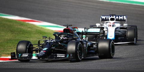 2020 Formula 1 Sakhir Grand Prix Yarış Programı