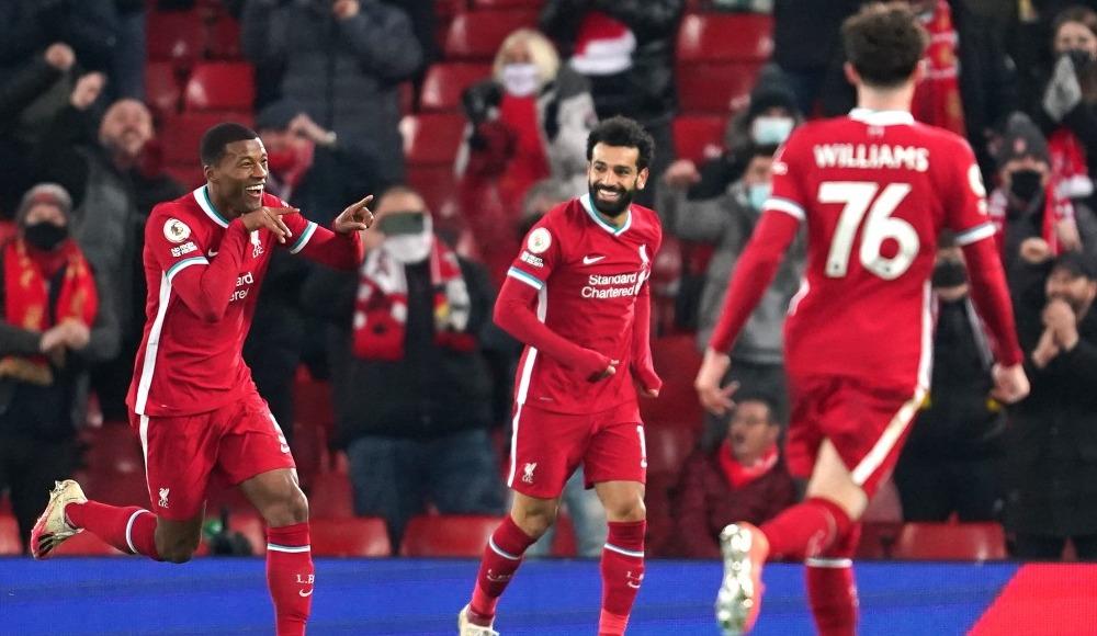Liverpool, Tottenham'ı yakaladı