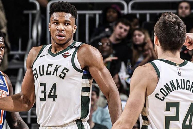 2) Milwaukee Bucks