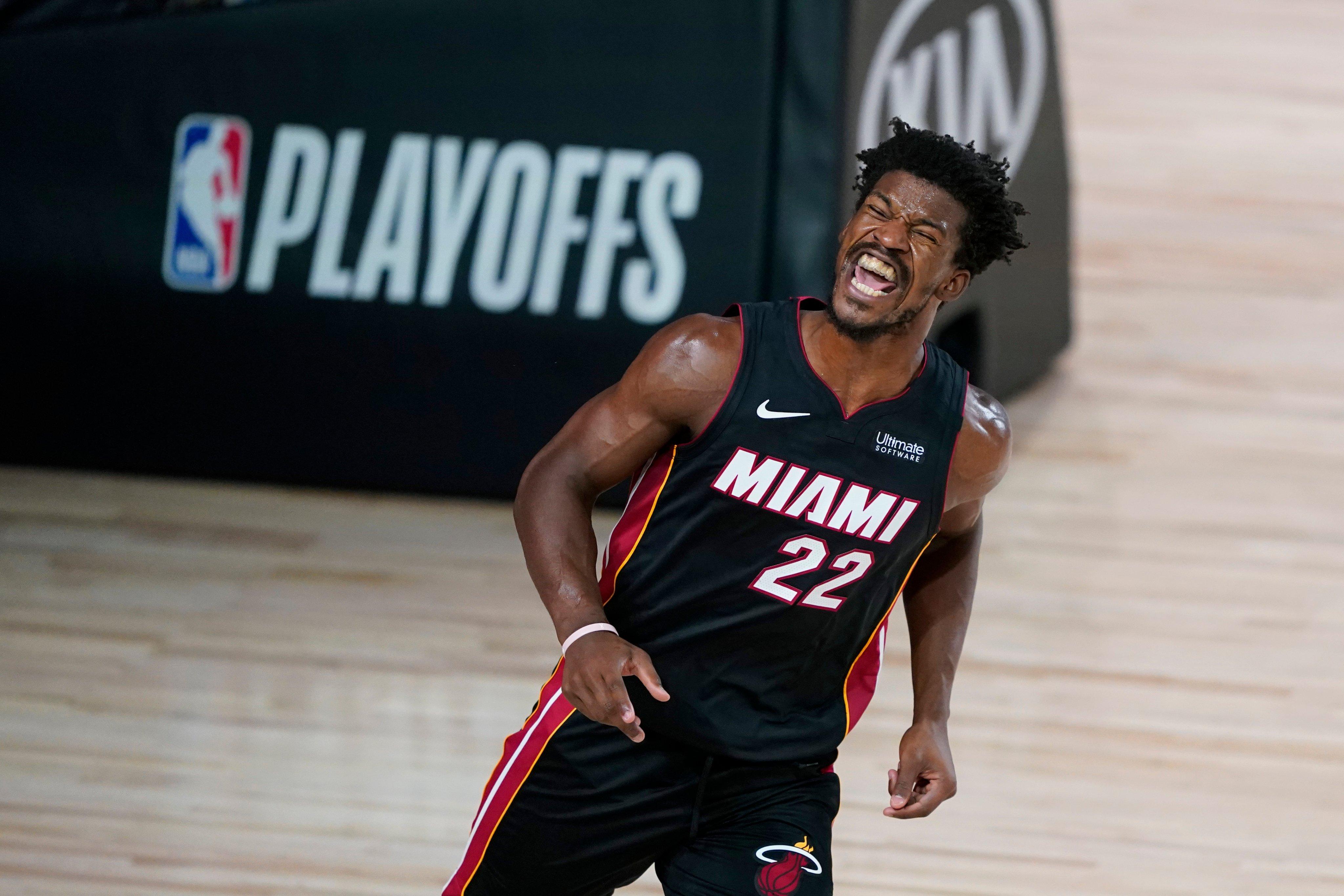 4) Miami Heat