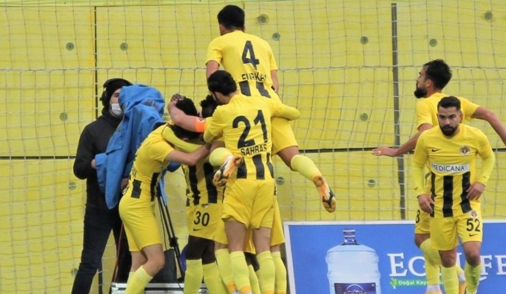 Onur Ergün attı, İstanbulspor uzatmada kazandı