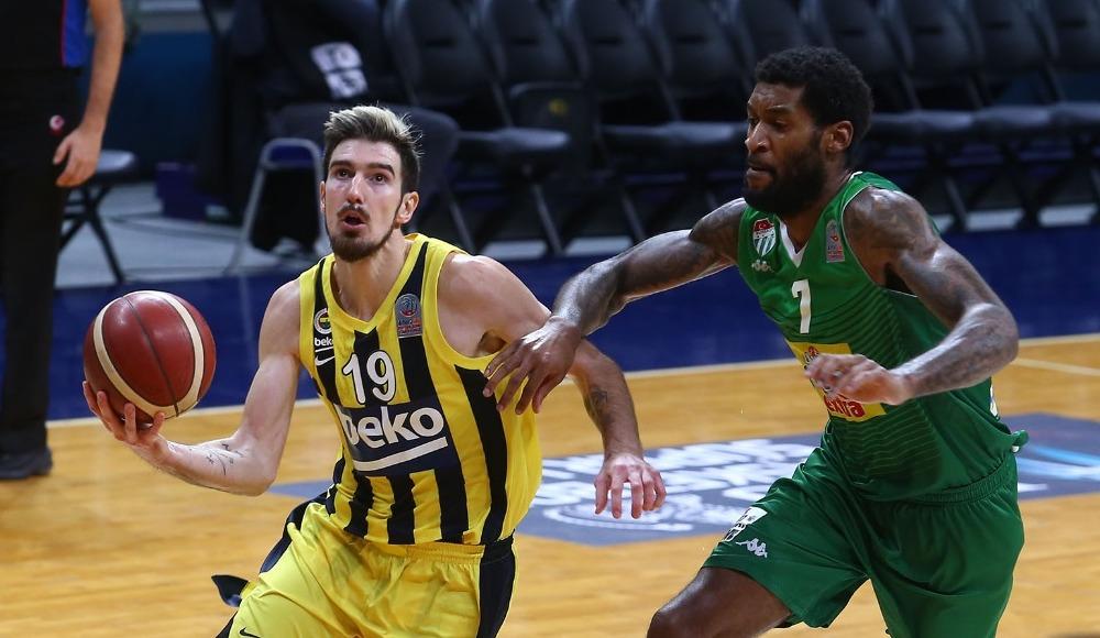 Fenerbahçe Beko EuroLeague'in acısını Timsah'tan çıkardı