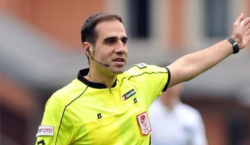 TFF 1. Lig'de 16. hafta hakemleri belli oldu!