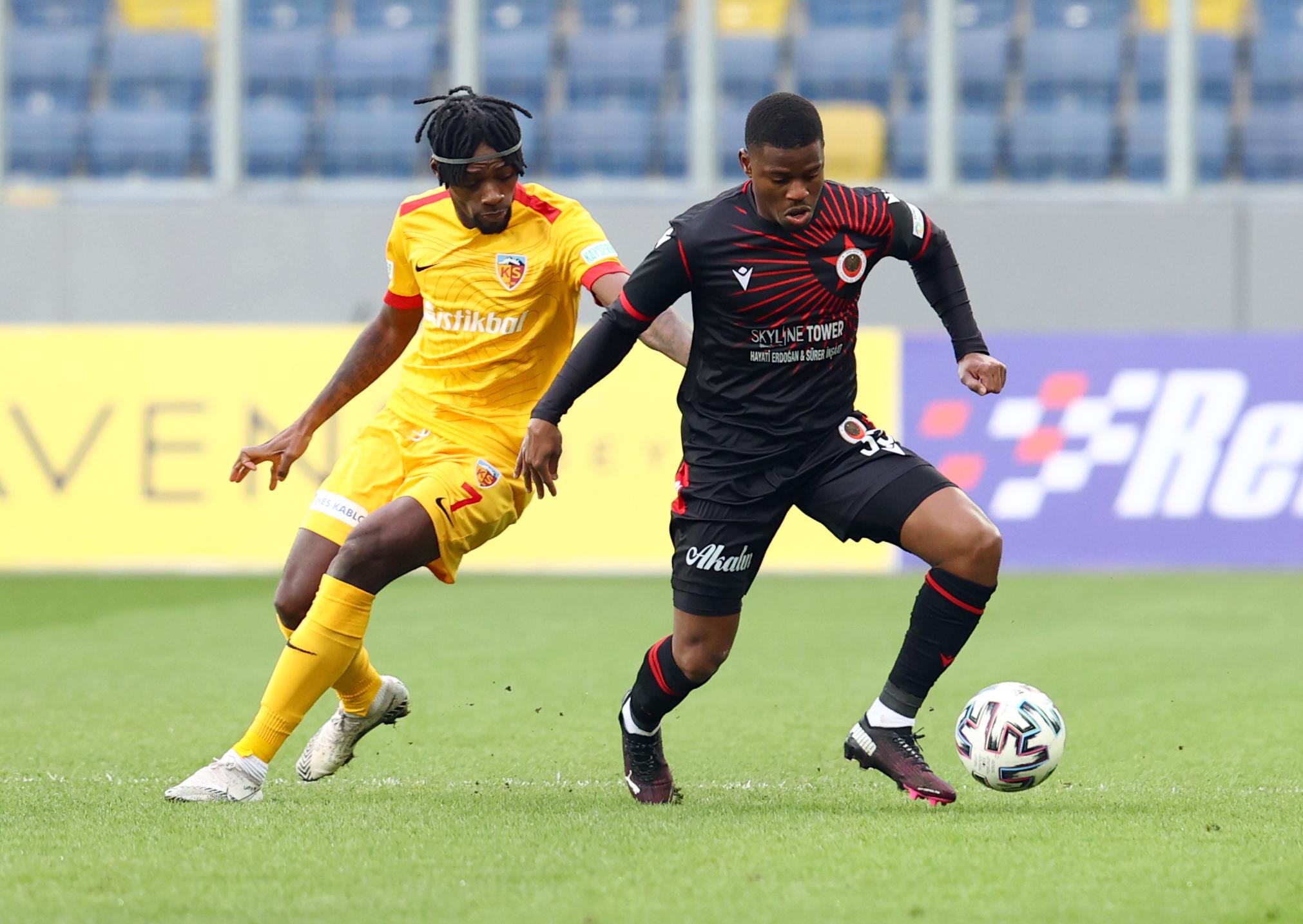 Gençlerbirliği Kayserispor maç özeti izle | Bein Sports Süper Lig özetler