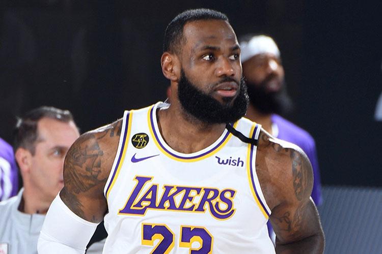 LeBron James Kobe Bryant'ı geride bıraktı