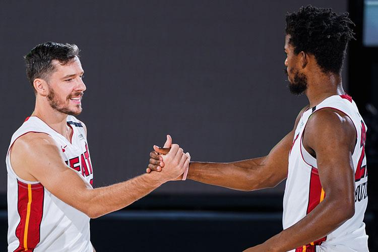 Miami Heat sürprizi