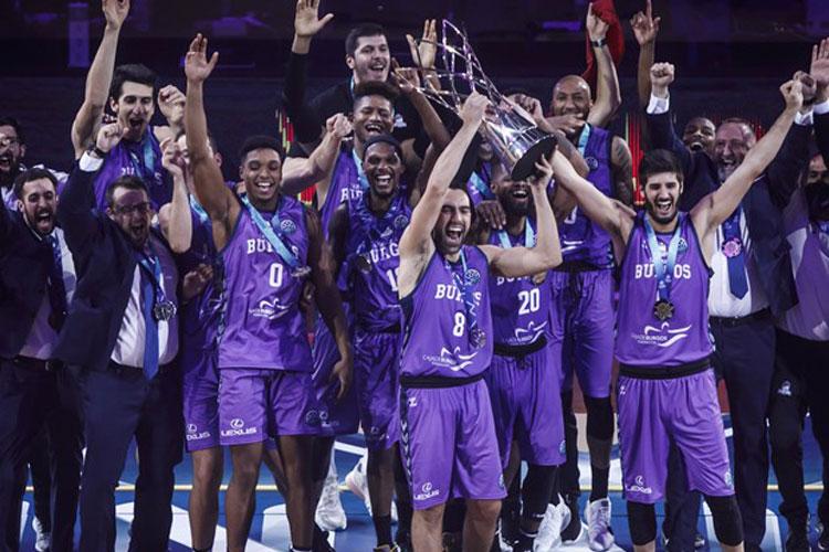 Şampiyonlar Ligi Şampiyonu San Pablo Burgos