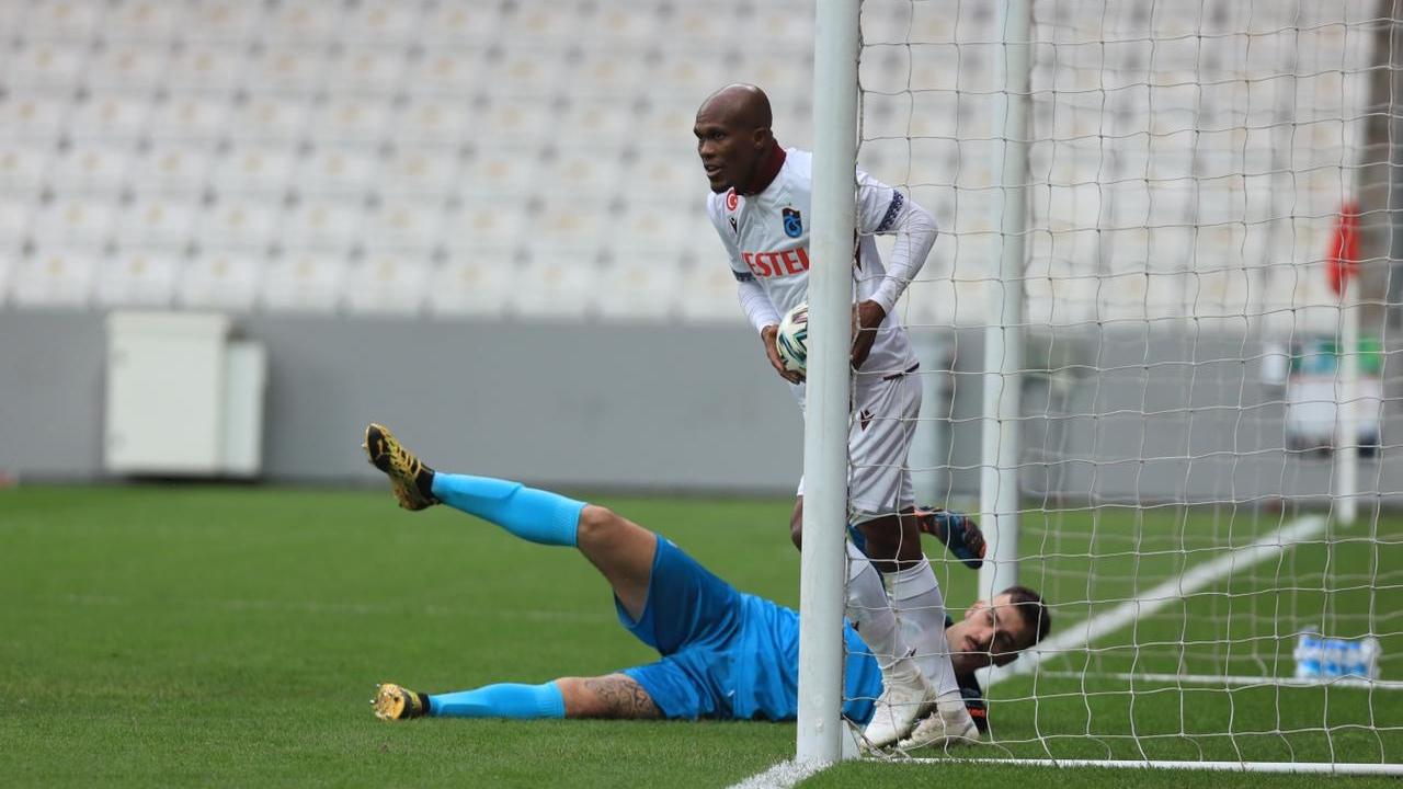 Nwakaeme yorumu: O goller atıyor...