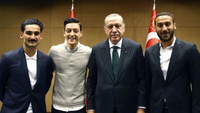 Erdoğan ile fotoğrafı sonrası çok tartışılmıştı