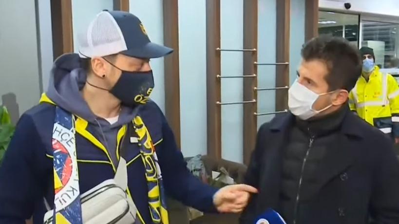 Mesut'un İstanbul'dan ilk açıklamaları