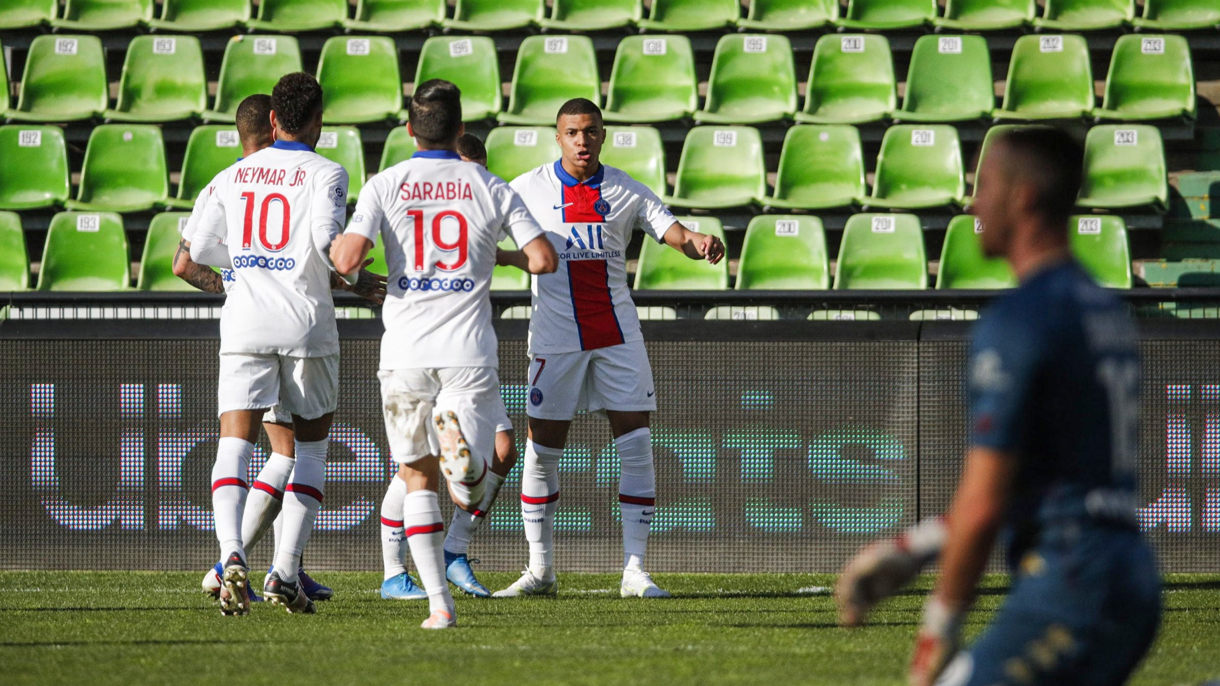 Fransa Ligi Ligue 1: Metz PSG Maç Özeti   Maç Sonucu ve Goller -  Ajansspor.com