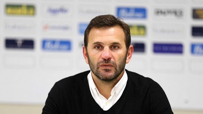 """Okan Buruk : """"Antalyaspor karşısında galibiyeti kaçırdık"""""""