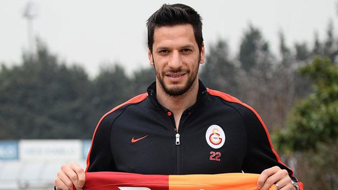 Galatasaray maçında transfer pazarlığı!