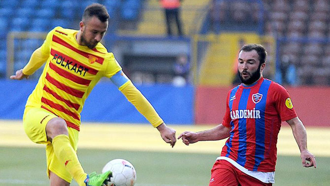 Murat Akın: 'Şampiyonluk yaşamak isteyen takım varsa gelsin'