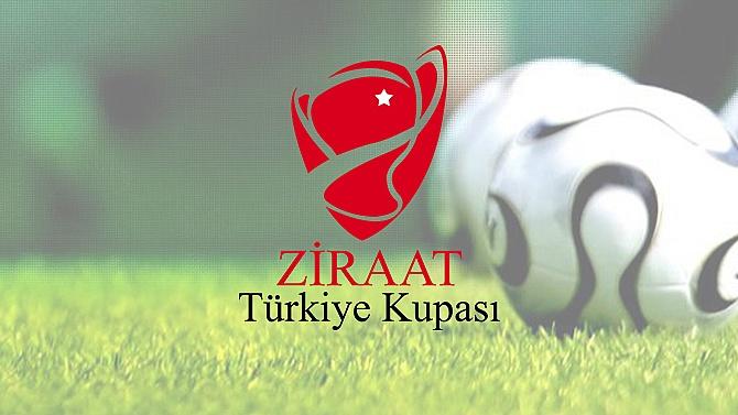 Ziraat Türkiye Kupası 4. tur maçlarının programı açıklandı!