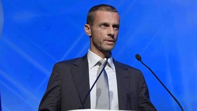 """UEFA Başkanı Aleksander Ceferin: """"Futbol satılık değildir''"""