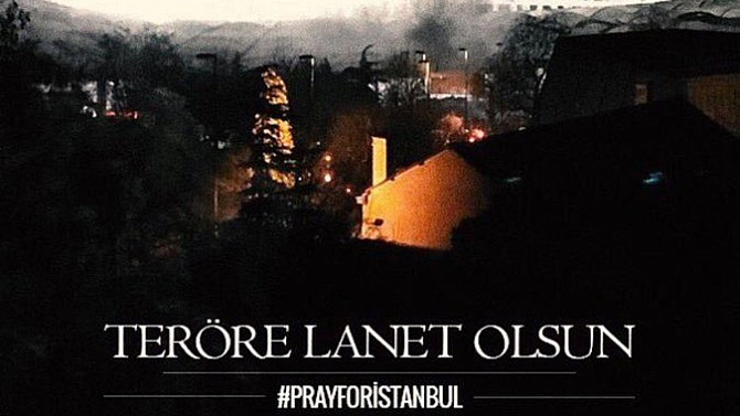 ''Pray for Istanbul''