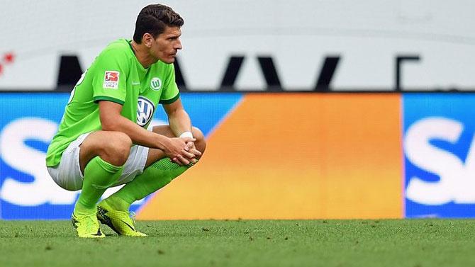 Mario Gomez golü attı ama...