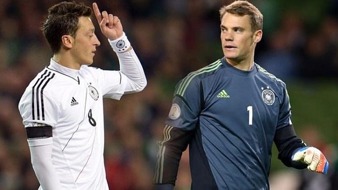 Neuer'den Mesut Özil çıkışı: 'Kararını kabul ediyoruz.'