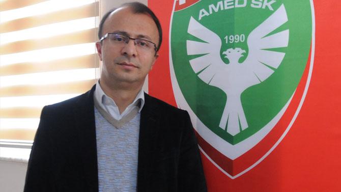 """Başkan Karakaş: """"Hedefimiz öncelikle Play-Off'a kalmak"""""""